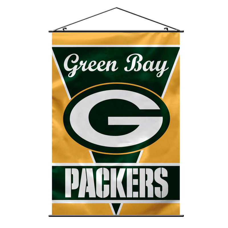 Fremont Die 2324594716 Green Bay Packers Premium 28X40&Quot; Wall Banner