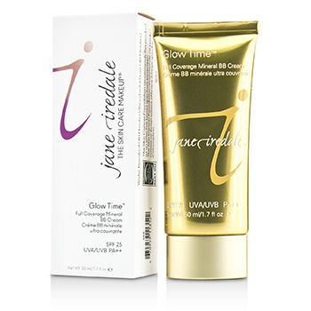 Glow Time Full Coverage Mineral BB Cream SPF 25 - BB6