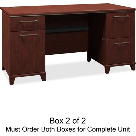 Enterprise 60W Double Pedestal Desk Box 2 of 2 (Double Pedestal Desk)