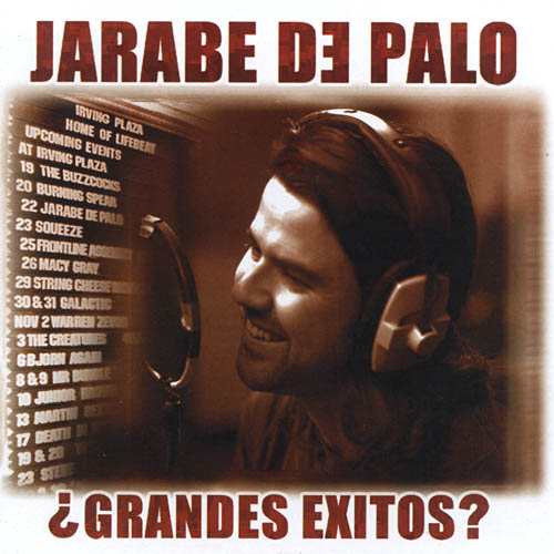 GRANDES EXITOS [JARABE DE PALO] [CD] [1 DISC]