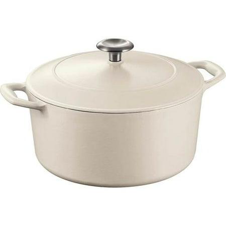 Tramontina - Gourmet Enameled Cast Iron 5.5-Quart Dutch Oven - Matte