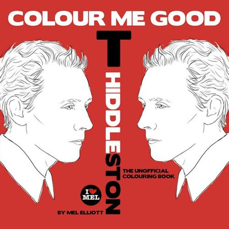 Colour Me Good Tom Hiddleston by