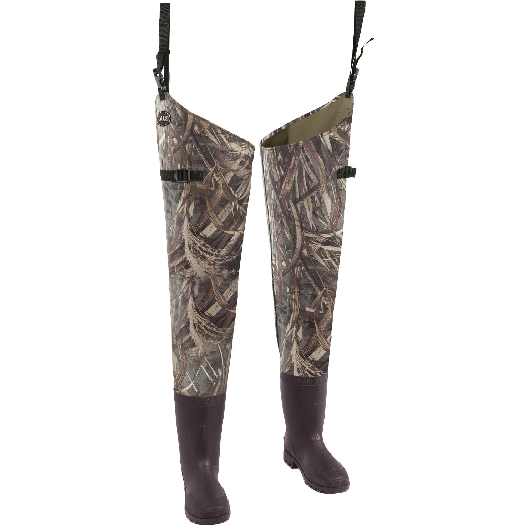 Allen Cases Dillon 2-Ply Camo Hip Wader, Realtree Max5 by Allen Cases