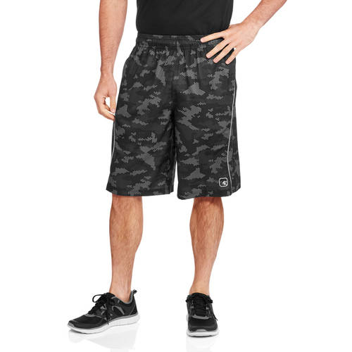 AND1 Men's In the Air Game Shorts