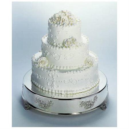 Creative Gifts International Wedding Cake Stand