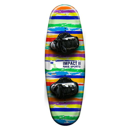 Rave Sports Junior Impact 2 Wakeboard with Charger Boots