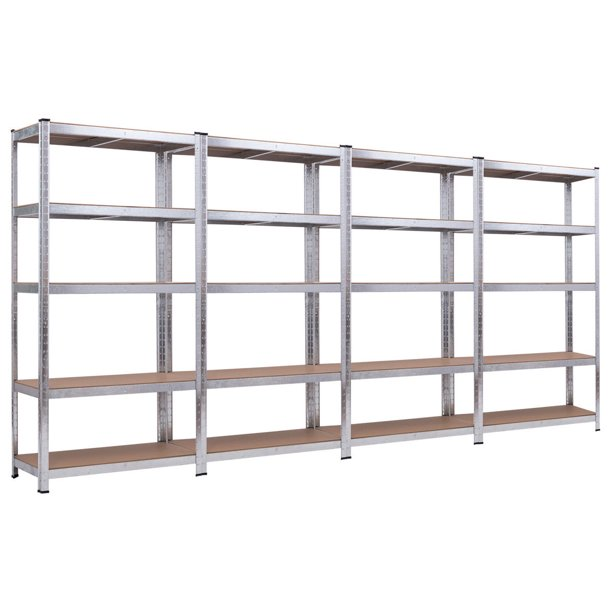 Costway 71 Heavy Duty Storage Shelf