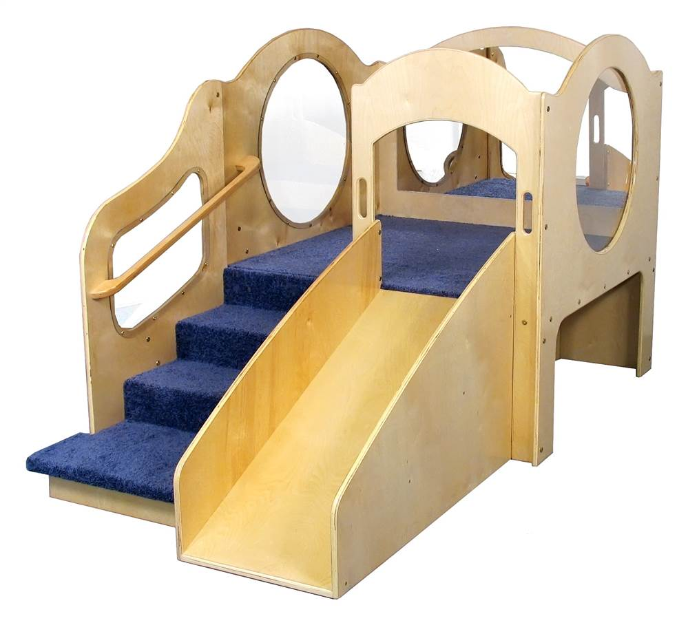 Mainstream Adventurer 2 Wave Style Infant-Toddler Loft (Beige)
