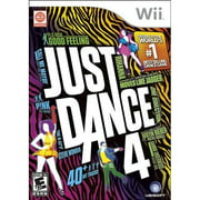 Refurbished Just Dance 4 Nintendo For Wii And Wii U