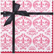 Paris Damask Lunch Party Napkins, 40ct, Great for Birthday Parties