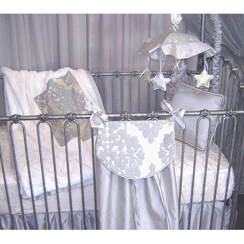 Blueberrie Kids Sterling 3 Piece Crib Bedding Collection