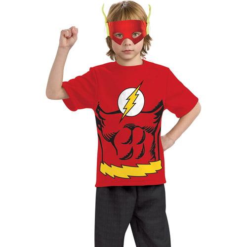 Rubies Flash T-Shirt Child Dress-Up Costume