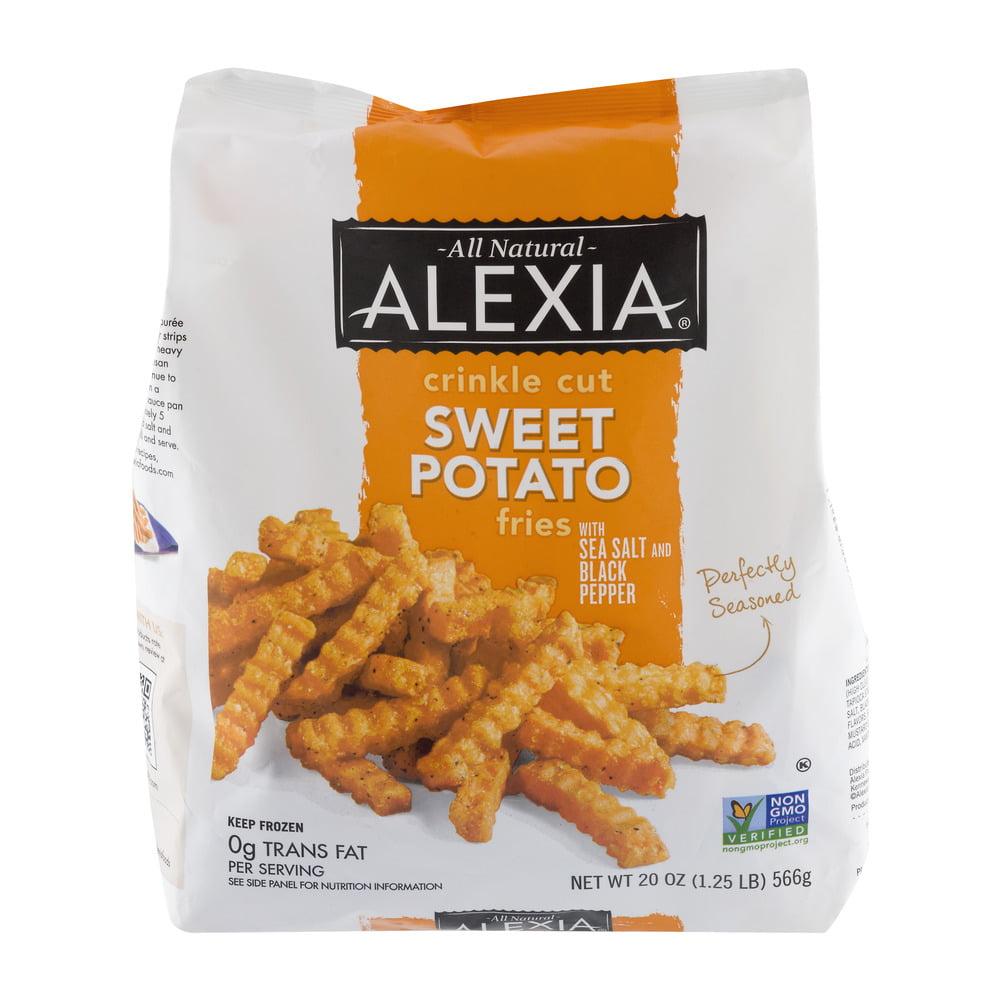 Alexis sweet potato fries coupon