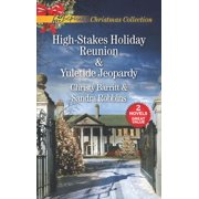 High-Stakes Holiday Reunion and Yuletide Jeopardy - eBook
