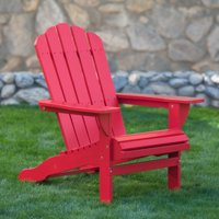 Belham Living Shoreline Adirondack Chair - Red