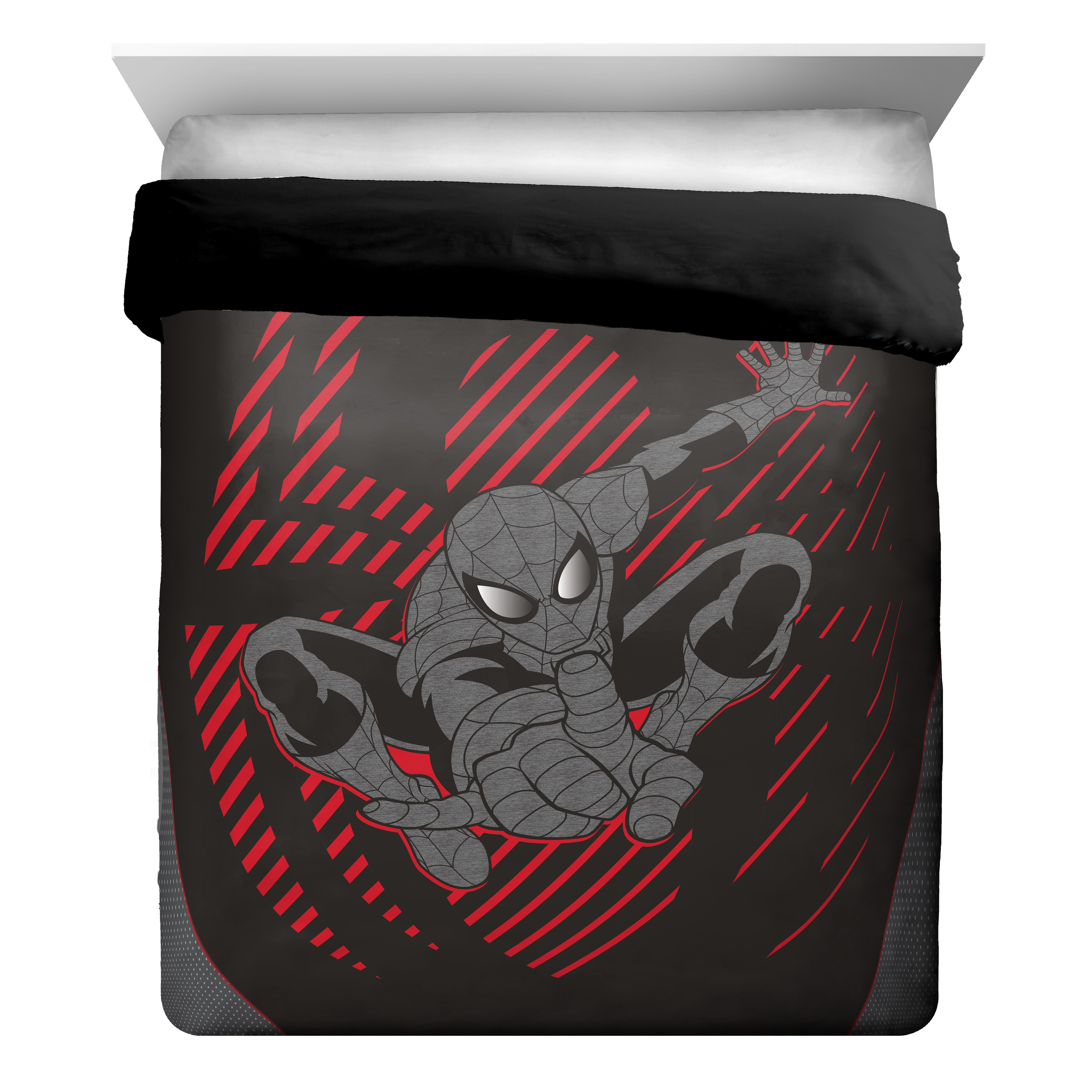 Marvel Spiderman Classic Elite Full/Queen Reversible Comforter