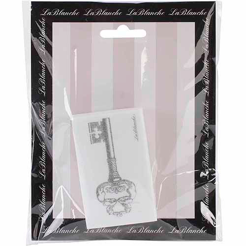 """LaBlanche Silicone Stamp 3""""X1.75""""-Intricate Key"""