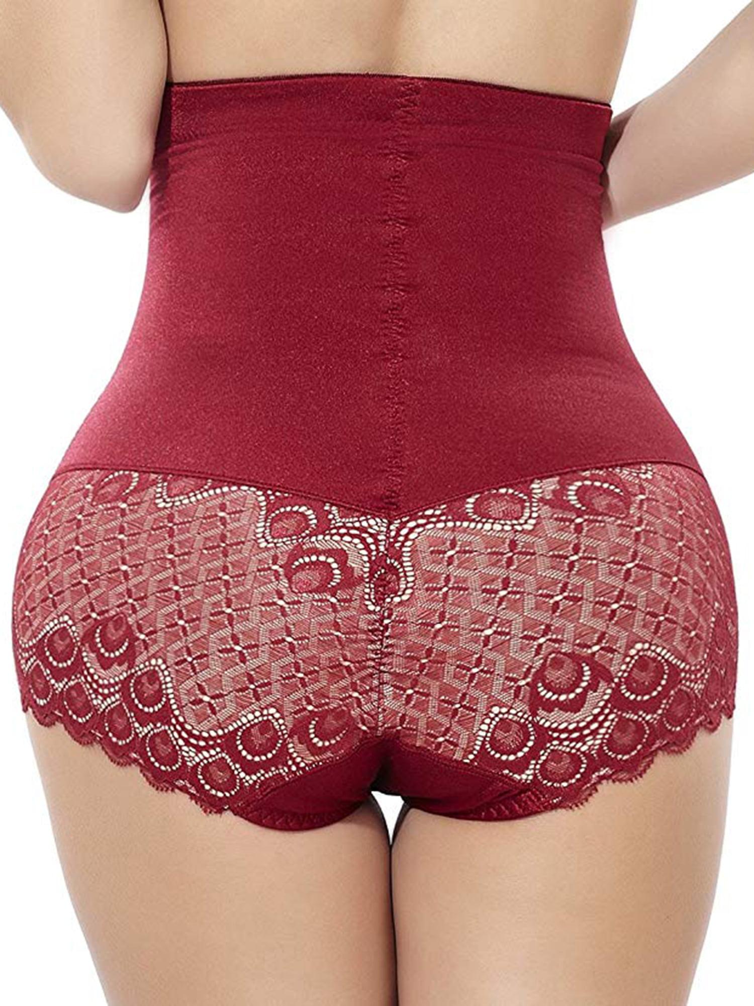 New Diamante Womens Tummy Control Shapewear Padded Swimsuit Chocolate Brown