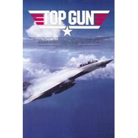 Top Gun (1986) 11x17 Movie Poster