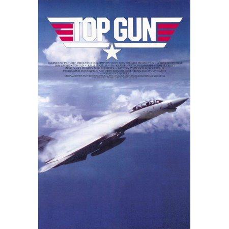 Baby Gund Halloween (Top Gun POSTER (11x17) (1986) (Style)