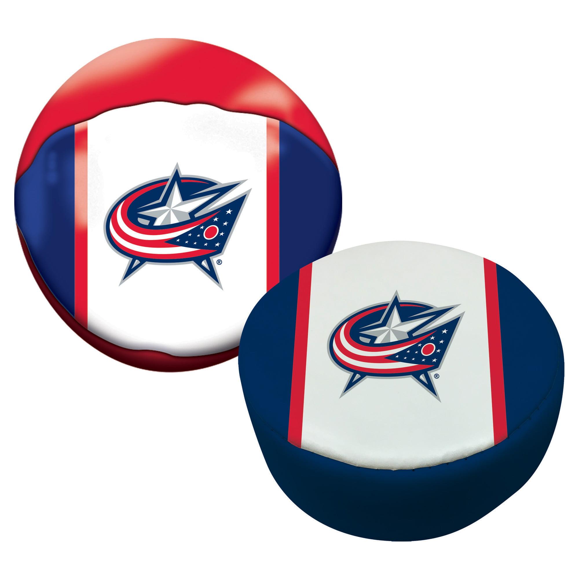Franklin Sports NHL Columbus Blue Jackets Soft Sport Ball & Puck