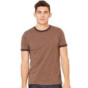 Bella + Canvas Men's Jersey Short Sleeve Ringer Tee C3055
