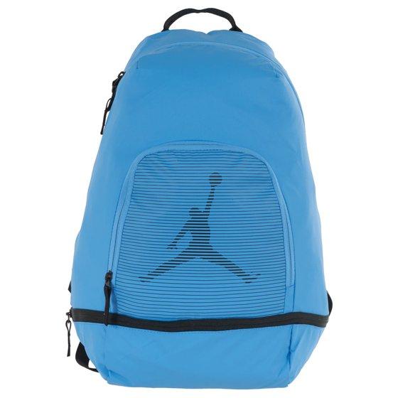 f9acfea576 Nike - Air Jordan Jumpman Graphic Backpack Legend Blue - Black ...