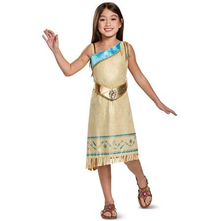 POCAHONTAS DELUXE - Pocahantas Costume