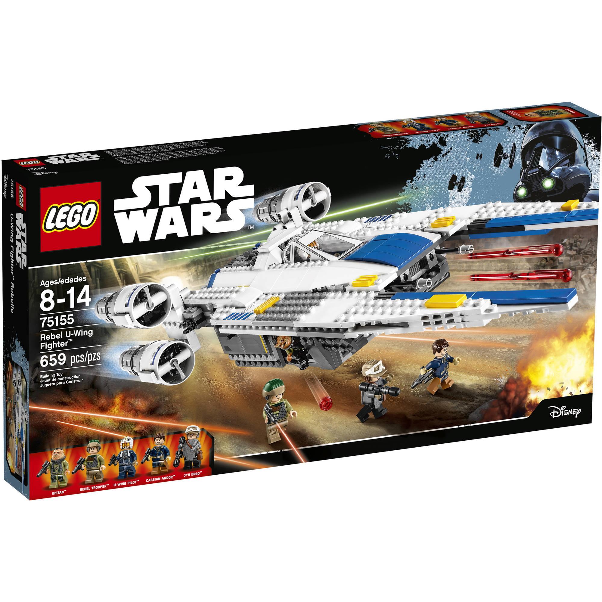 Lego Star Wars TM Rebel U-Wing Fighter 75155 by LEGO Systems, Inc.