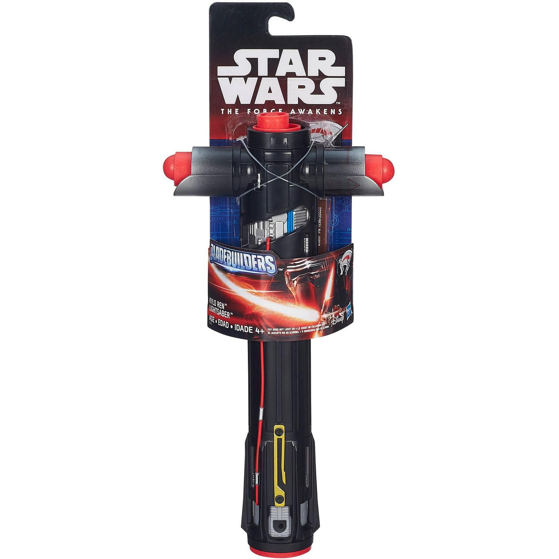 Star Wars The Force Awakens Bladebuilders Kylo Ren Electronic Lightsaber