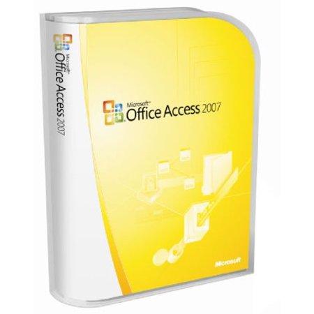 Microsoft Access 2007 (Microsoft Office Access 2007)
