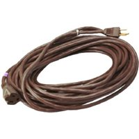 02356-07ME 16-3 Brown Extension Cord - 40 ft.