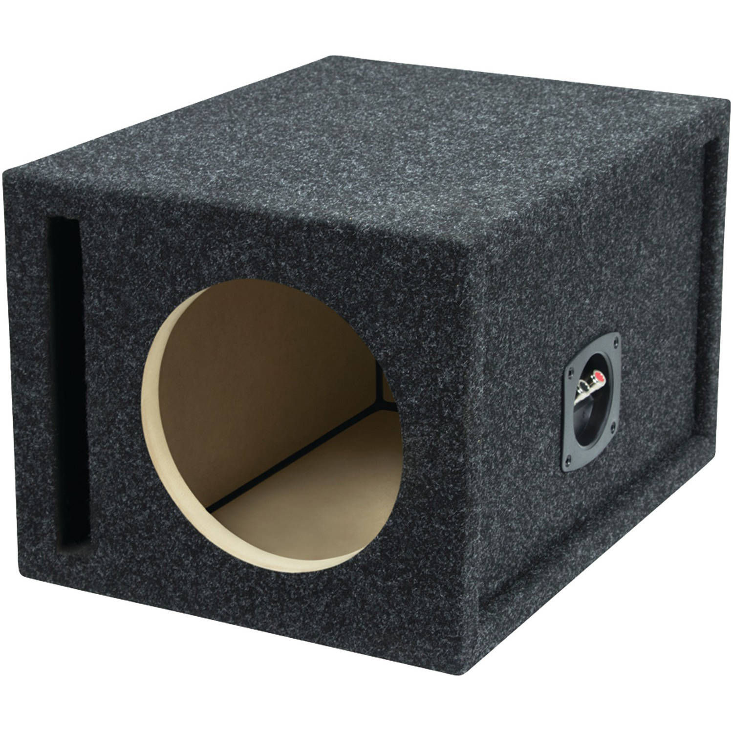 "Atrend E8SV BBox Series 8"" Single Vented Subwoofer Enclosure"