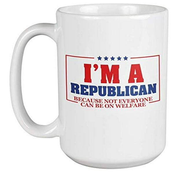 I'm A Republican Because Not Everyone