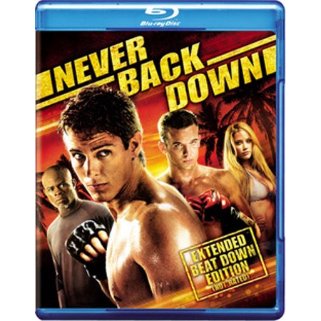Never Back Down (Blu-ray) ()