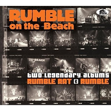 Rumble On The Beach   Two Legendary Albums  Rumble Rat   Rumble  Cd