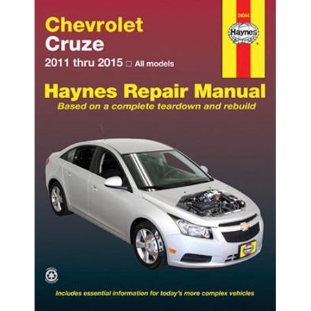 Chevrolet Cruze Seat - Chevrolet Cruze : 2011 Thru 2015 All Models