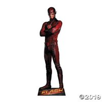 Advanced Graphics Flash Life Size Cardboard Cutout Standup - The CW's The Flash