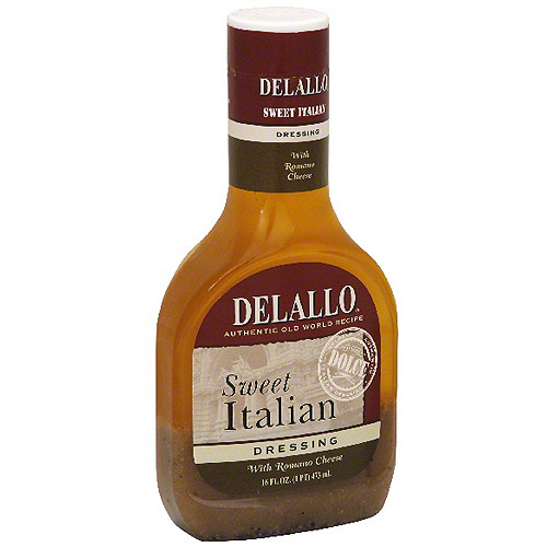 House Dressing, Sweet Italian, 16 oz. (Pack of 6)
