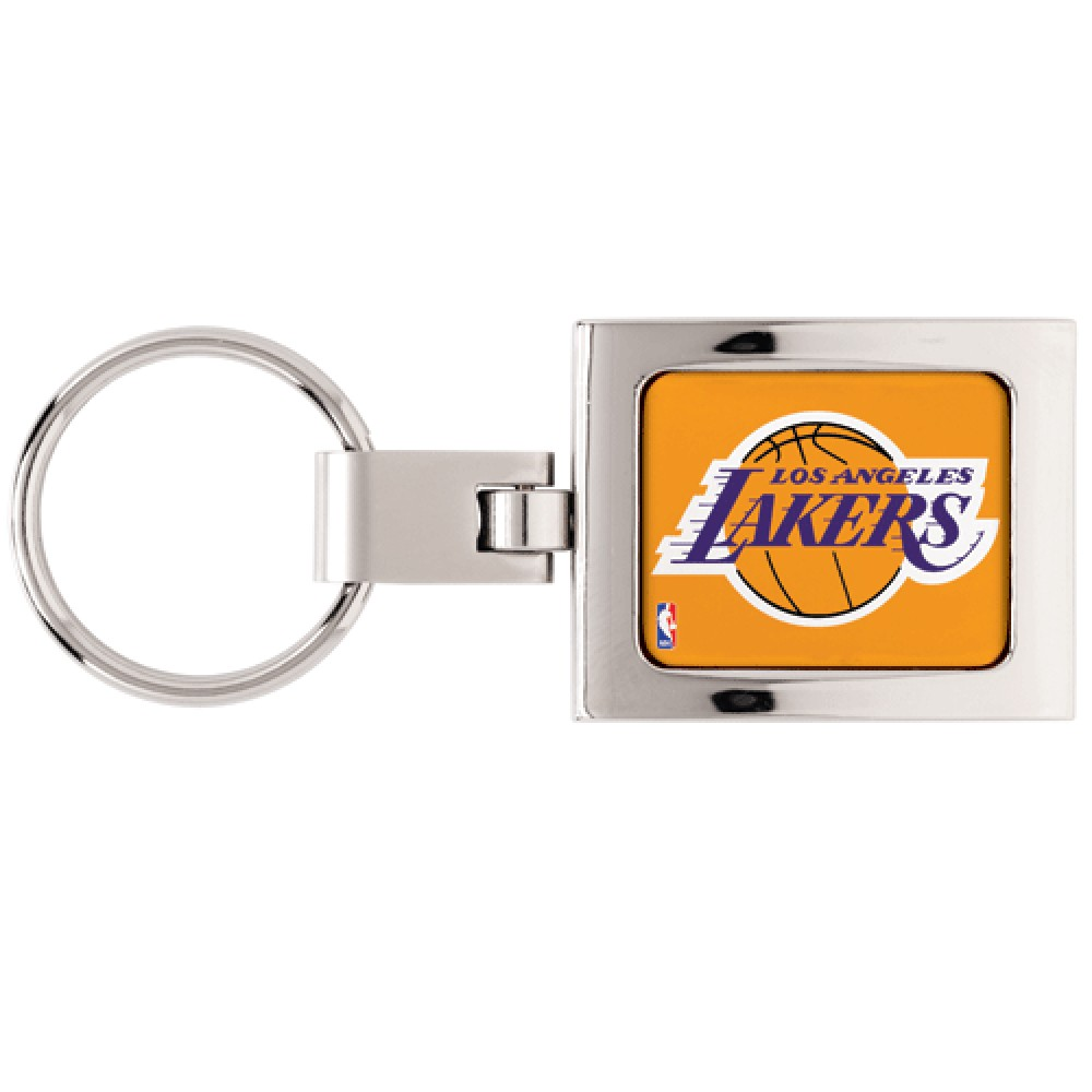 Los Angeles Lakers Official NBA 3 inch  Key Chain Keychain by Wincraft