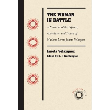 The Woman in Battle - eBook