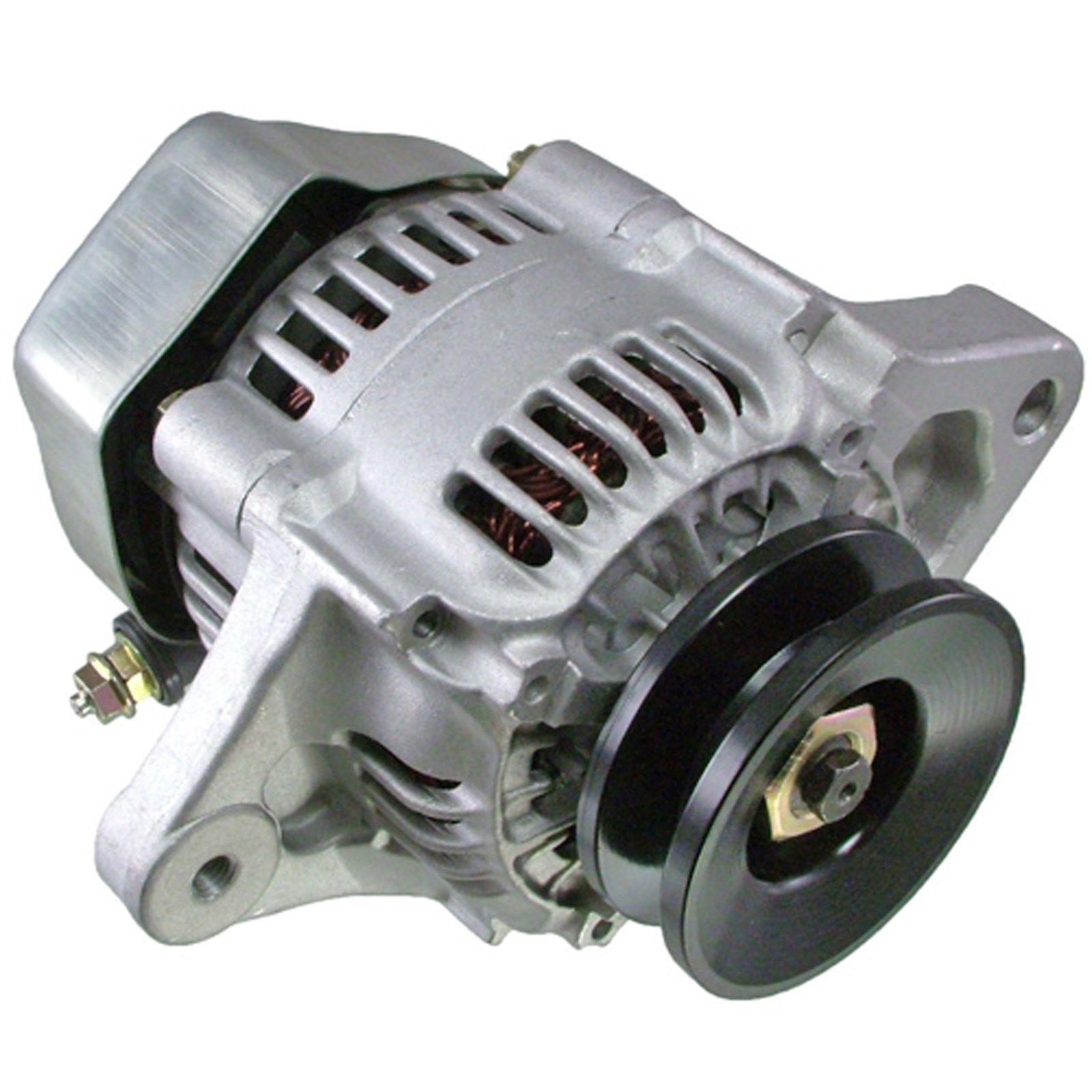 New Alternator For YANMAR Tractors Various Models 88-On 3TNA72 Engine, 119620-77201, 119620-77202