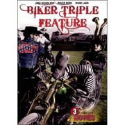 Biker Triple Feature: The Wild Ride   The Rebel Rousers   Biker Babylon by