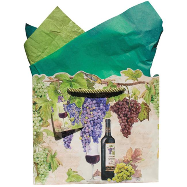 Lissom Design 41024 Large Gift Bag -WN