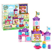 LeapFrog LeapBuilders Shapes and Music Castle Learning Block Toy
