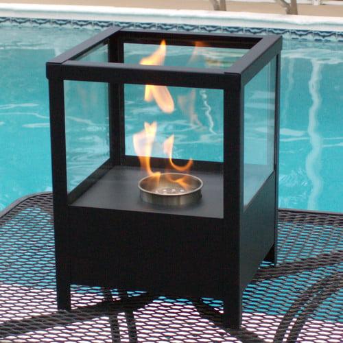 Nu-Flame Sparo Bio-Ethanol Tabletop Fireplace by Bluworld