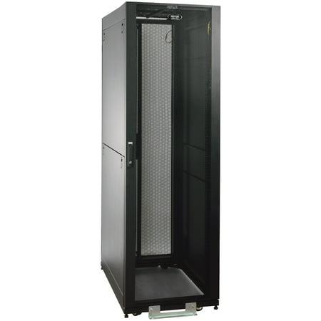 Tripp Lite SR2400 Value Series SmartRack 42U Standard-Depth Rack Enclosure