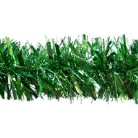 Luxury Deluxe Chunky Christmas Tinsel Garland Tree Decoration 120mm Width