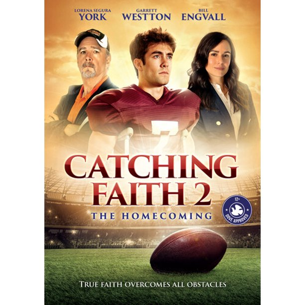 Catching Faith 2: The Homecoming (DVD)