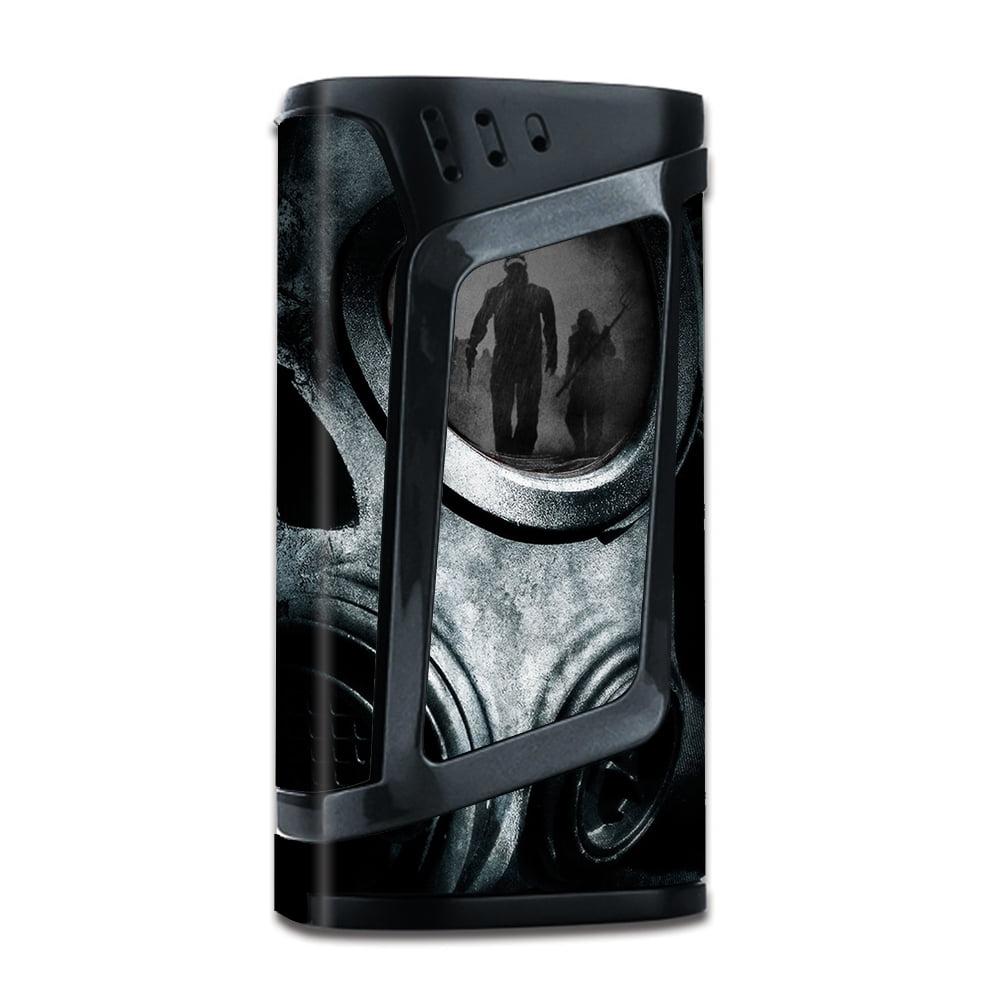 Skins Decals For Smok Alien 220W Tc Vape Mod   Gas Mask War Apocolypse by Itsaskin